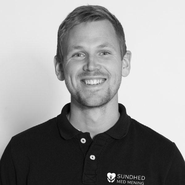Benjamin Ringgaard Fysioterapeut ved Sundhed med Mening