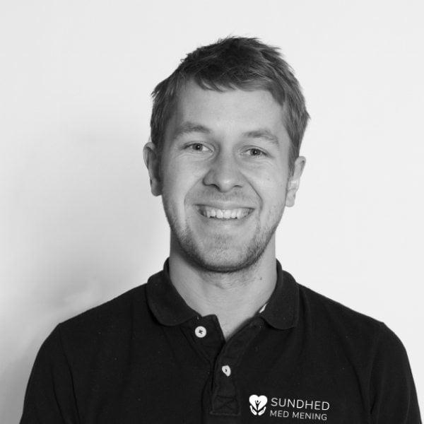 Simon Bork Nielsen, Fysioterapeut og ejer af Sundhed Med Mening ApS