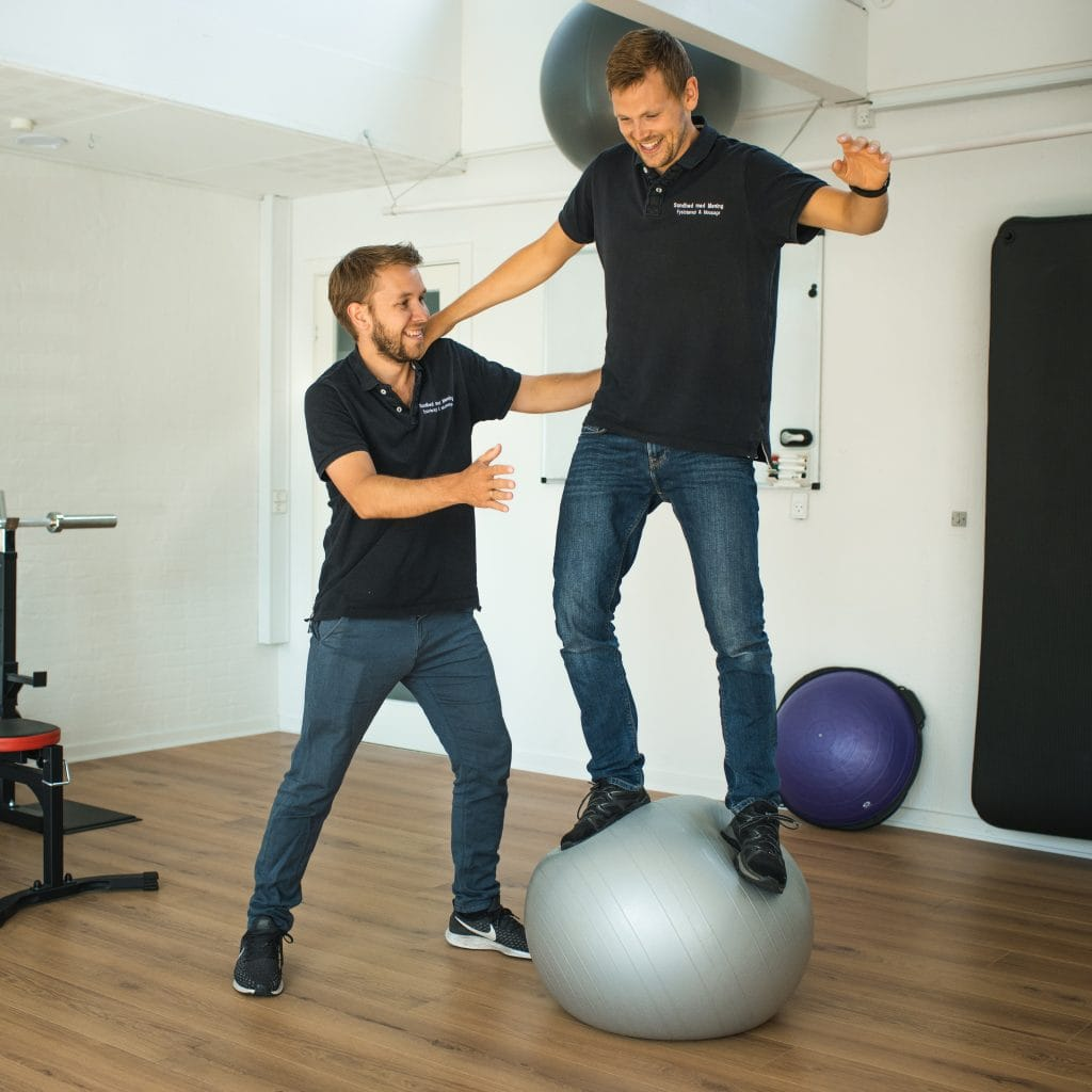 Fysioterapeut i Aarhus - Sundhed Med Mening